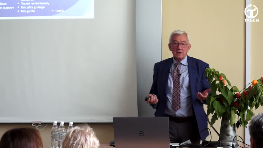 Mikrobiom - dr Józef Krop