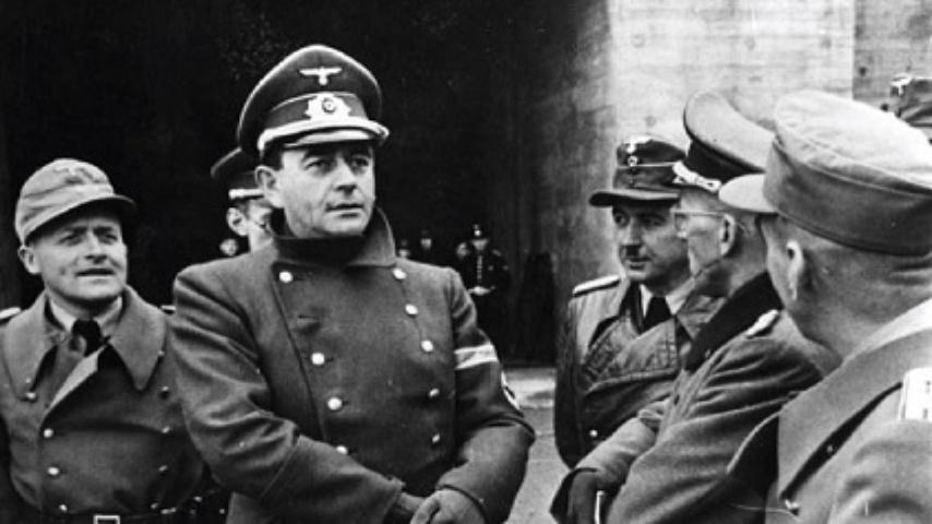 FHQu RIESE - Skalna twierdza Hitlera