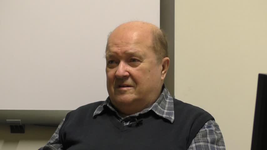 Wykład z cyklu Narodowa Akademia Informacyjna 2015 - doc Józef Kossecki wykład 2 część 4 ost.